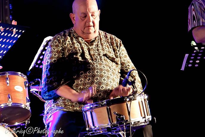 Sinceny, le 8 juillet 2011 : Aléxandre Léauthaud – Tuba Boum Trio – Gobanovitch