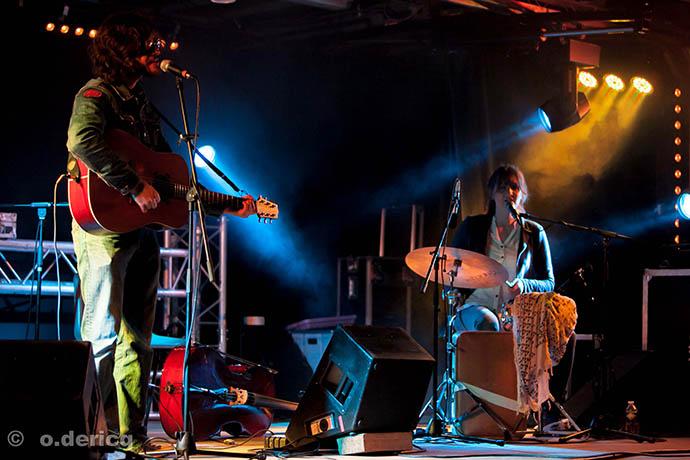 Amigny-Rouy, le 21 juillet 2012 : Mississippi Guinguette – Trio d'Vie – Clint is Gone